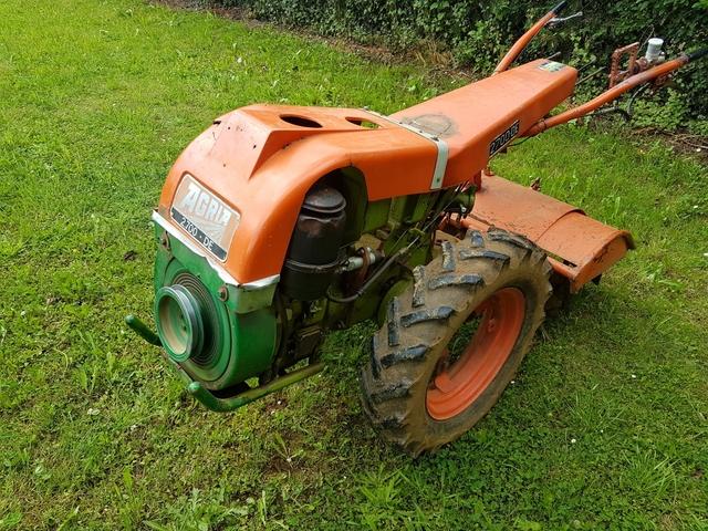 MOTOCULTOR AGRIA 2700 - foto 1