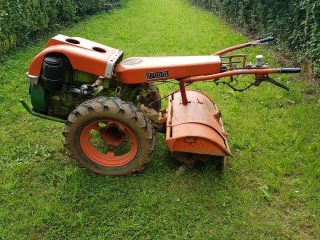 MOTOCULTOR AGRIA 2700 - foto 2