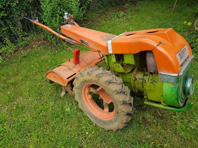 MOTOCULTOR AGRIA 2700 - foto 3