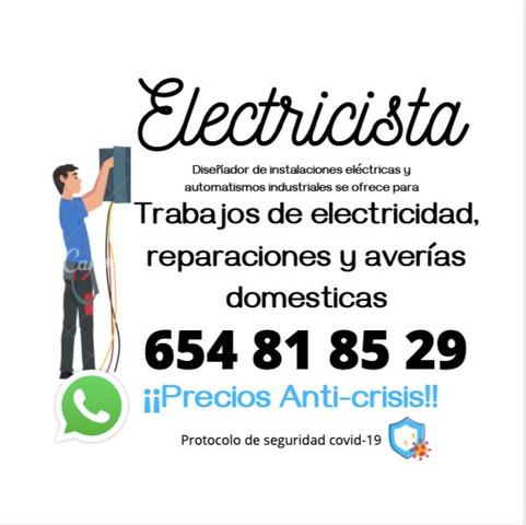 AVERÍAS ELÉCTRICAS 24 HORAS - foto 1