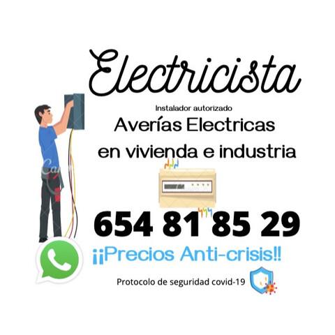 REPARACIONES ELECTRICAS - foto 1