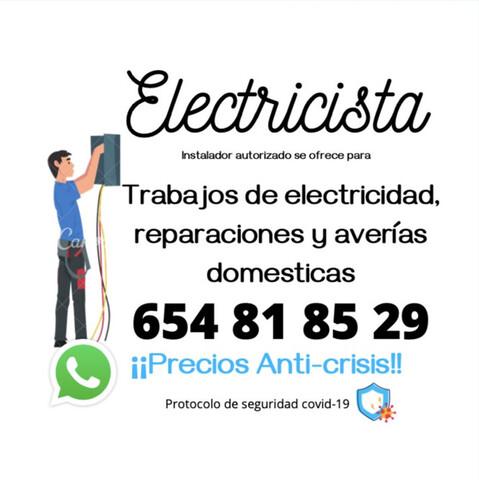 ELECTRICISTA ECONOMICO GRANADA - foto 1