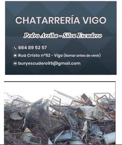 COMPRO CHATARRA - foto 1