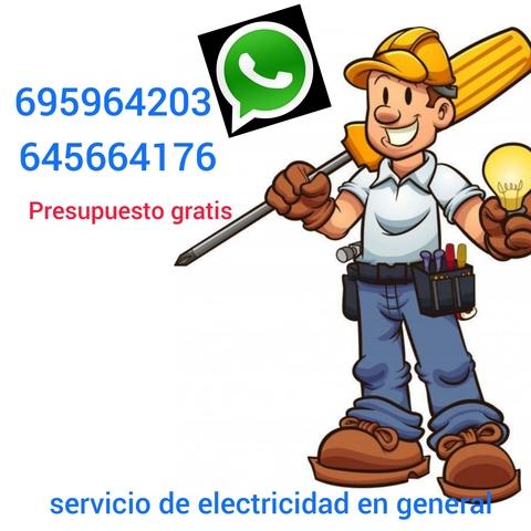 SERVIÇOS ELECTRICISTA Y PLADUR  GENERAL - foto 1