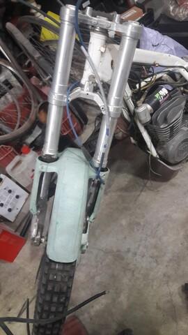 MONTESA - MONTESA HONDA MOTOCROS PRS-2 - foto 1