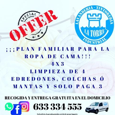 LIMPIEZA EDREDONES MANTAS ALFOMBRAS - foto 1