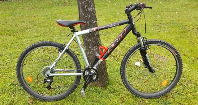 Bicicleta 26 Bh Jumper