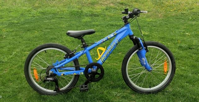 Bicicleta Mondraker 20 Aluminio