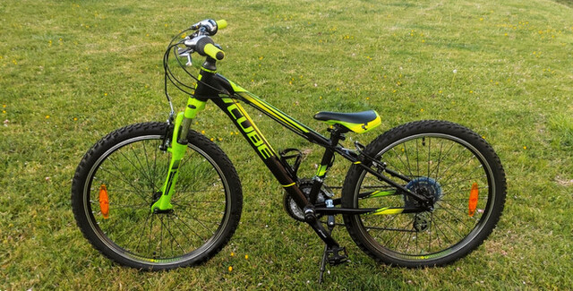Bicicleta Cube 24 Nueva