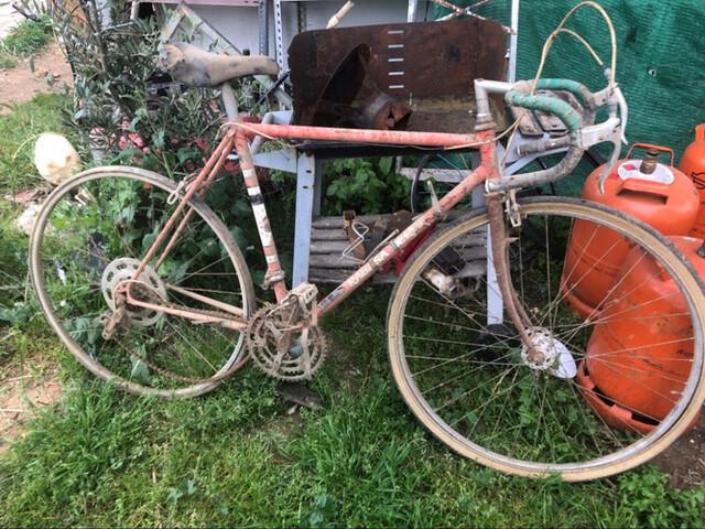 Bicicleta De Carrera Derbi Rrabasa