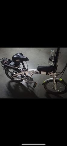 Bicicleta Eléctrica Plegable Megamo