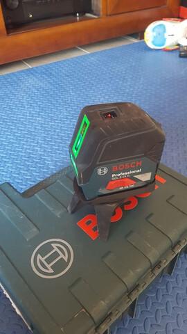 Vendo Nivel Lazer Bosch Nuevo
