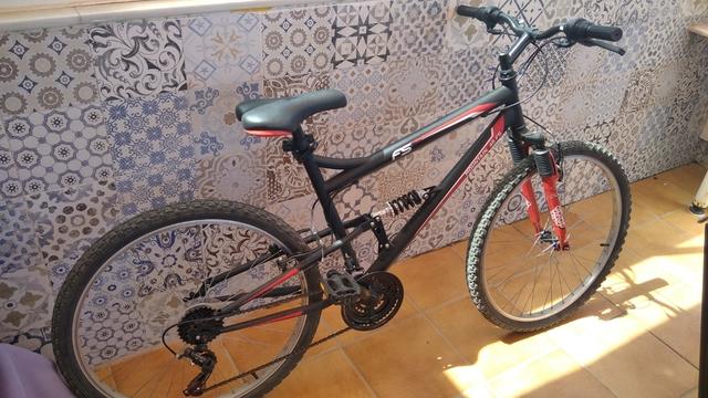 Bicicleta Tipo Mtb 45 Fs