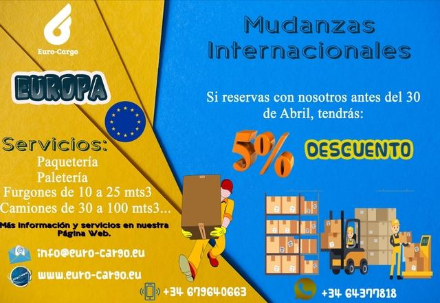 MUDANZAS A REP.  CHECA - foto 1