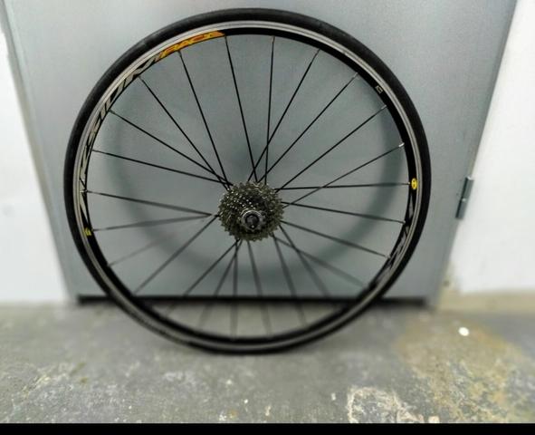 Ruedas  Bicicleta Mavic