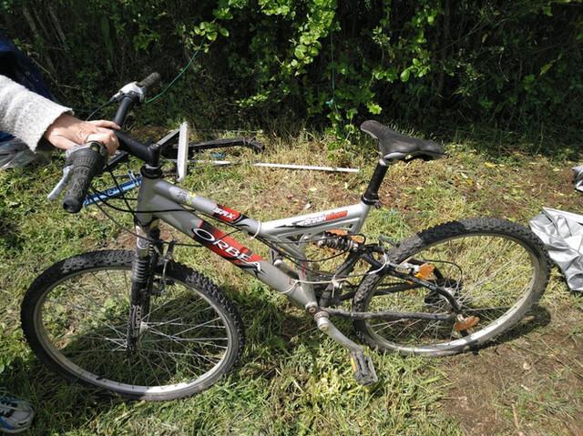 Bicicleta Orbea Casi Nueva