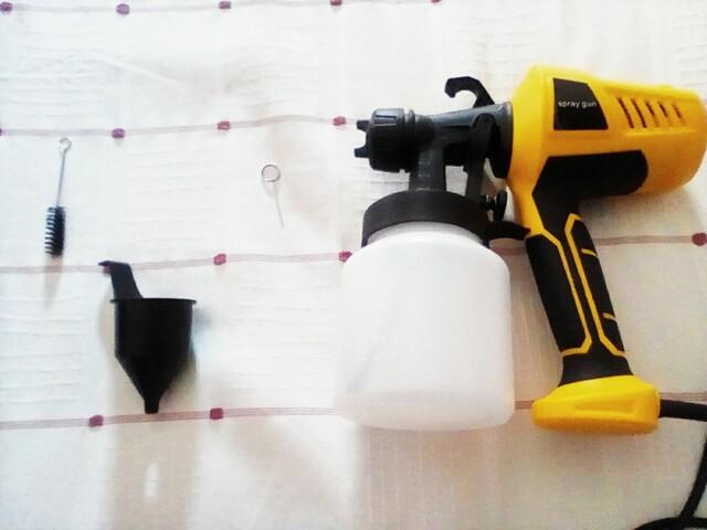 Pistola De Pintar Electrica