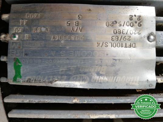 MOTOR CON REDUCTORA - foto 4
