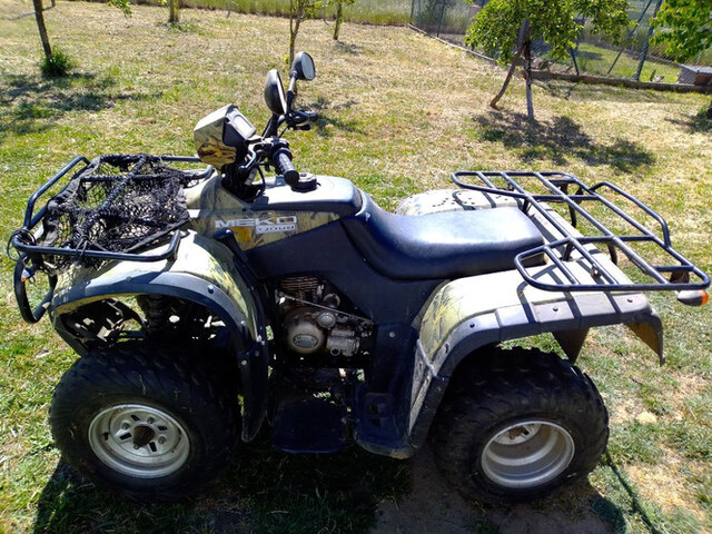 LONCIN - ATV200 - foto 2