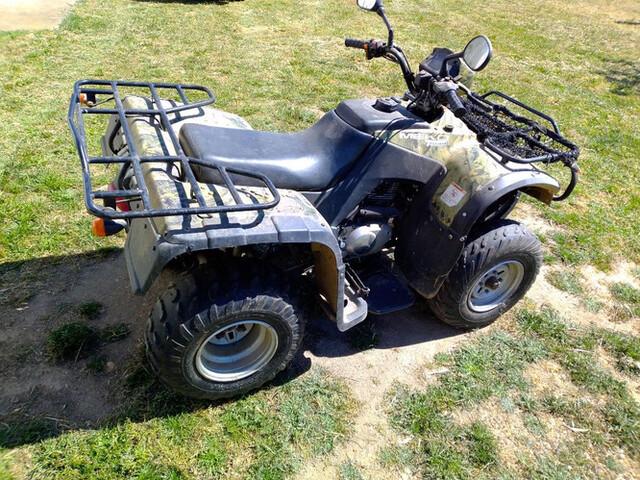 LONCIN - ATV200 - foto 4