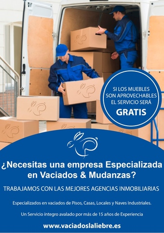 RECOJIDA DE MUEBLES Y ENSERES GRATIS - foto 1