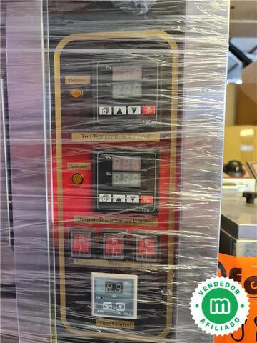 HORNO DE PIZZAS 4X26 NUEVO DIGITAL - foto 2