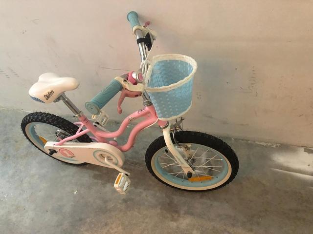 Bicicleta Para Niñas/Os