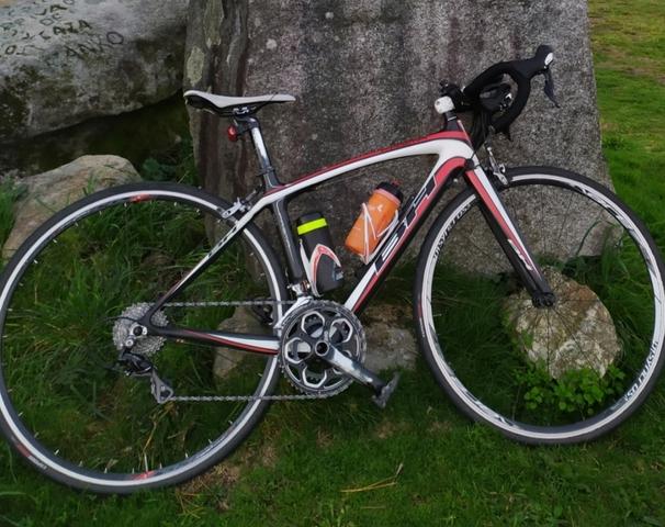 Vendo Bicicleta Bh Prisma