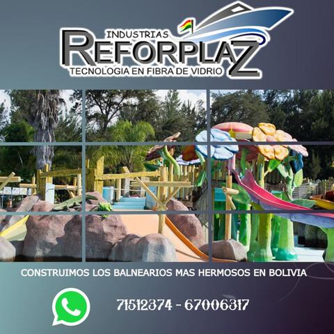 CONSTRUIMOS BALNEARIOS ACUÁTICOS - foto 1