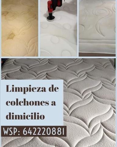 LIMPIEZA DE TAPICERÍA - foto 2
