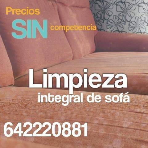 LIMPIEZA DE TAPICERÍA - foto 4