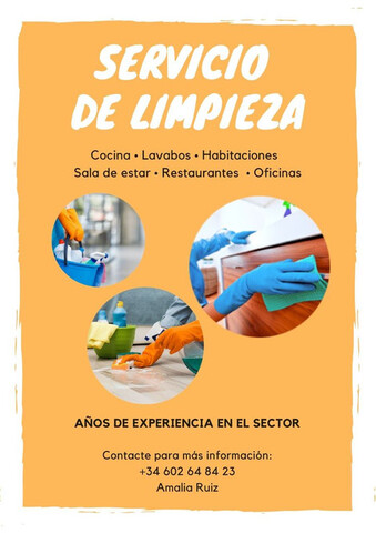 SERVICIOS DE LIMPIEZA - foto 1