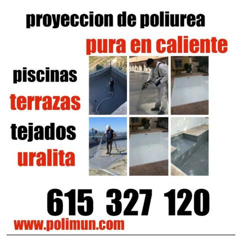 POLIUREA PURA EN CALIENTE - foto 1