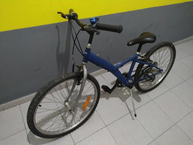 Bici Btwin 24 Pulgadas Decathlon