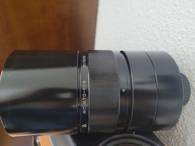 MTO – 11 CA  1000MM  F/10