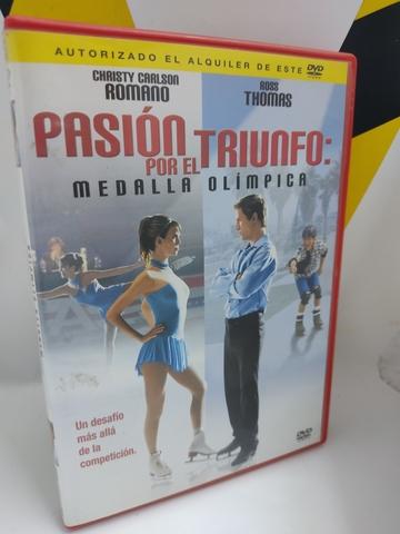PASIóN POR EL. TRIUNFO: MEDALLA OLíMPICA