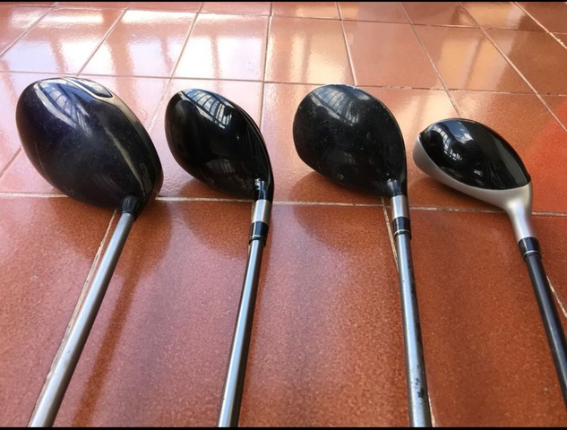 Set Palos De Golf+Bolsa Taylor Made