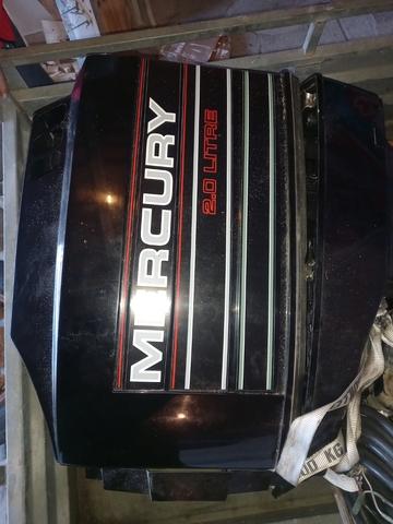 PIEZAS MOTOR MERCURY 150CV - foto 1