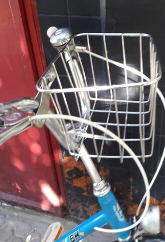 Cesta Bicicleta Clásica