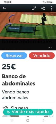 Banco Abdominales