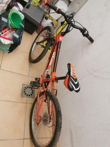"""Bici De Montaña 20"""""""
