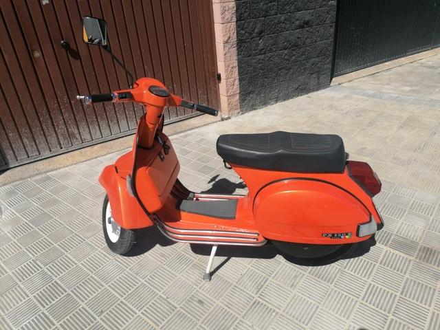 VESPA - PX 150 E IRIS - foto 6