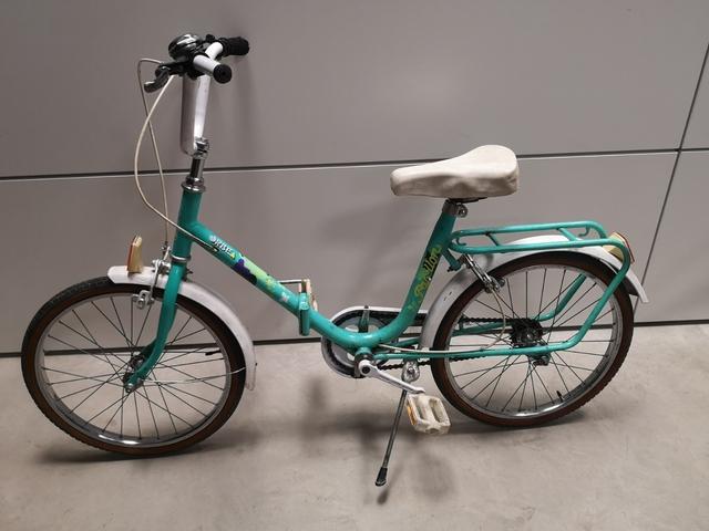 Bicicleta Orbea Paseo Rueda 450A Vintage