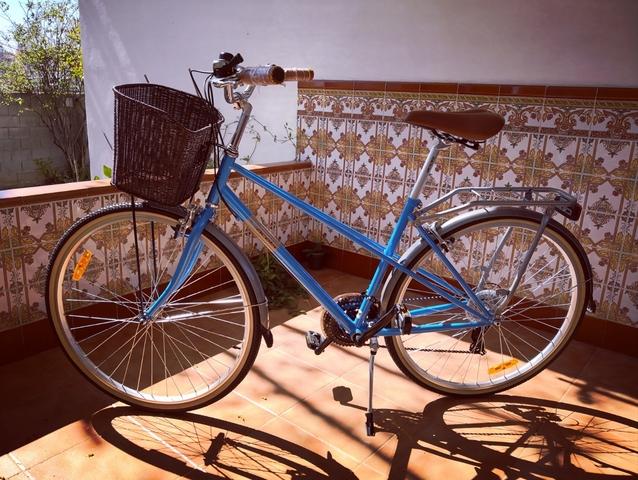 Bicicleta Urbana Bh