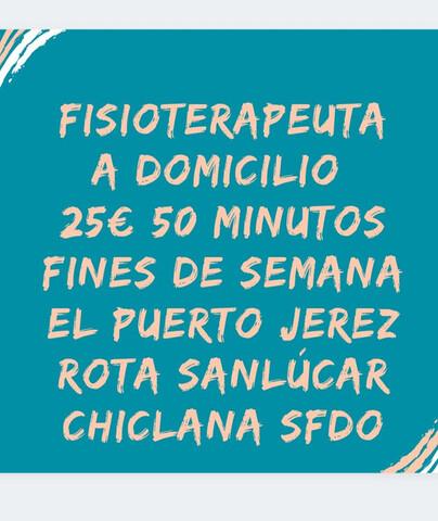 FISIO FINES DE SEMANA - foto 1