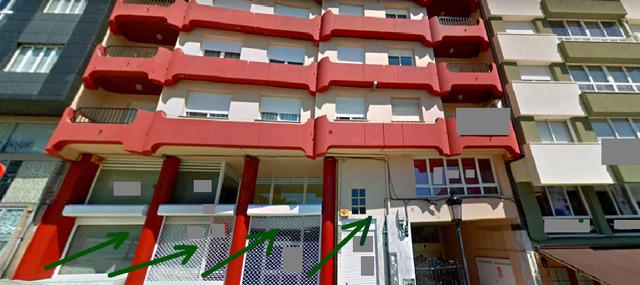 BOIRO CENTRO.  870M.  CON 2 PLZAS.  GARAJE - foto 7