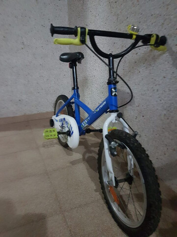 Se Vende Bicicleta De Niño Por No Usar