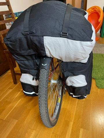 Alforja (Bolsa) Bicicleta.