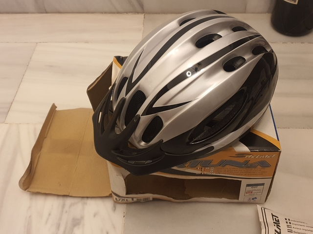 Casco Para Bicicletas Ciclista Estrenar