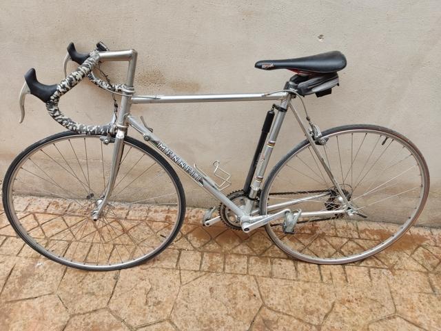 Bicicleta Clásica De Carretera